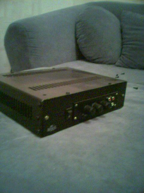 Доработка Microlab Solo-3.